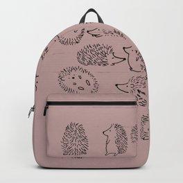 hedge hogs Backpack
