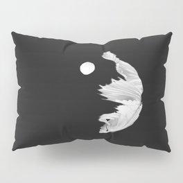 Mystery Black Pillow Sham