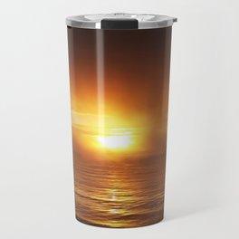 Smokey Sunset II Travel Mug
