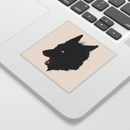 Canis Sticker