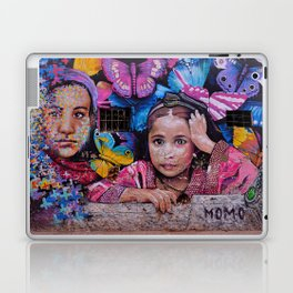 Child of Innocence - Graffiti Laptop & iPad Skin