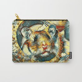 AnimalArt_Hamster_20170902_by_JAMColorsSpecial Carry-All Pouch
