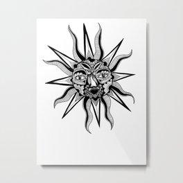 My only sunshine  Metal Print