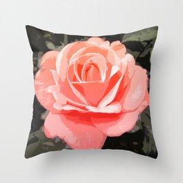 Suntalla Rose Throw Pillow