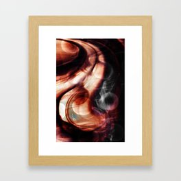 Cerebellar Framed Art Print