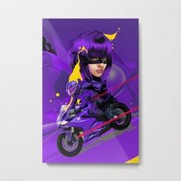 HG Ride Metal Print