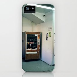 snacks @ laundromat (03-15) iPhone Case