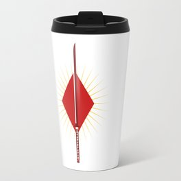 Ace of Diamonds - Masamune blade Travel Mug