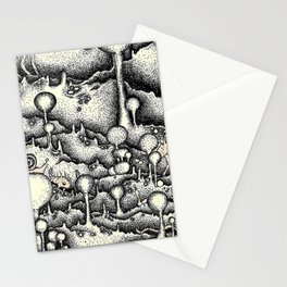 Catharsis II Stationery Cards