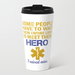 EMT's Dad Travel Mug