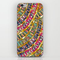 egyptian iPhone & iPod Skins featuring EGYPTIAN GODDESS by Bianca Green