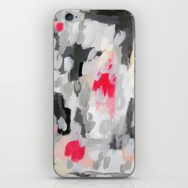 No. 70 Modern Abstract Painting iPhone Skin