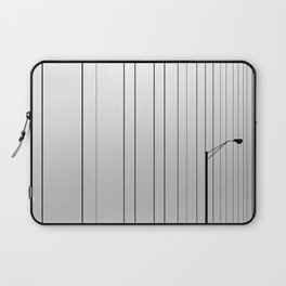 Street Lamp Laptop Sleeve