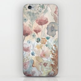 jardin 2 iPhone Skin