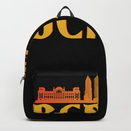 I Come From Berlin Backpack