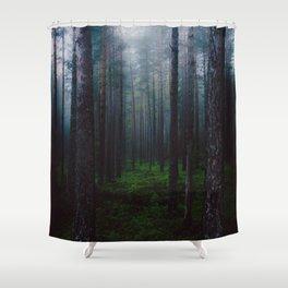 I will make you sleep Shower Curtain