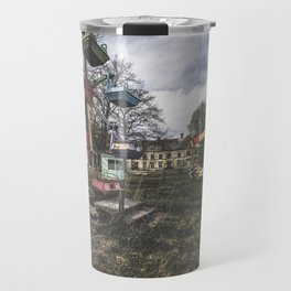 Abandoned Amusement Travel Mug