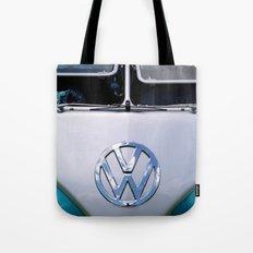 Volkswagen Split Screen Camper Tote Bag