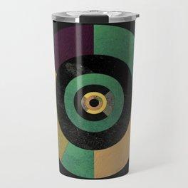 Circle Fibonacci.1 Travel Mug
