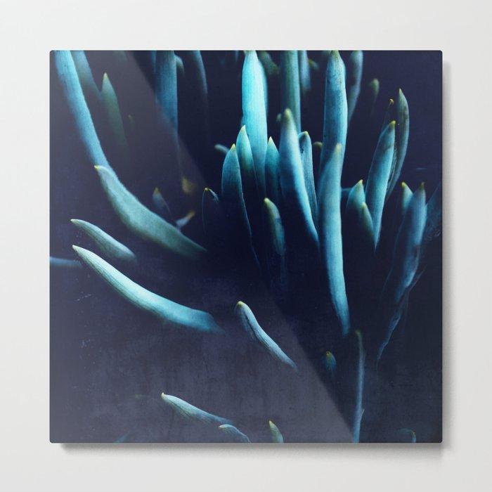 alien plants Metal Print