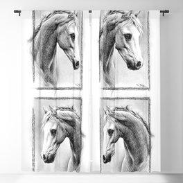 Horse 1 Blackout Curtain