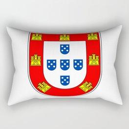 Portuguese escudo Rectangular Pillow