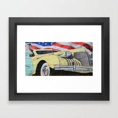 Walnut Creek Framed Art Print