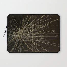 Meteor Shower Laptop Sleeve