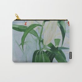 Madonna lily Carry-All Pouch
