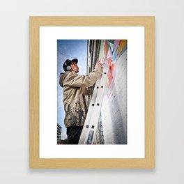Titi Freak, London 2010 Framed Art Print