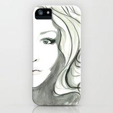 Girl Slim Case iPhone (5, 5s)