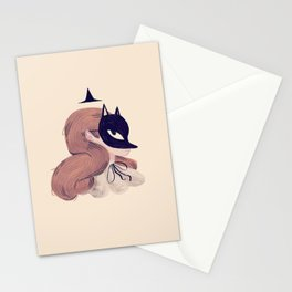 Fox Face Stationery Cards