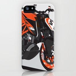 Super Duke 1290 iPhone Case