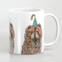 Chow Party Coffee Mug