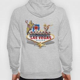 Las Vegas Welcome Sign Hoody