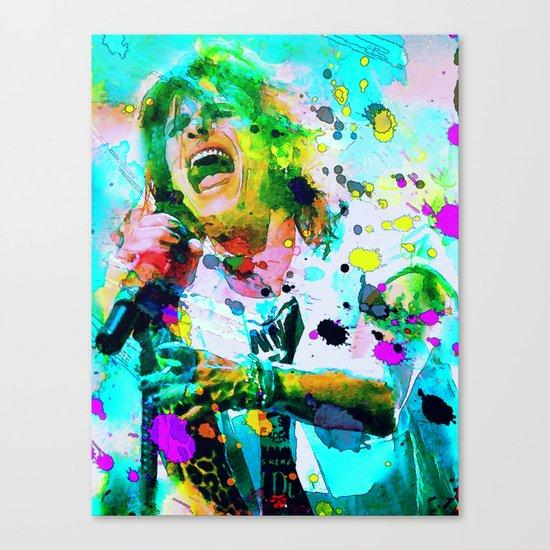 Steven Tyler  Canvas Print