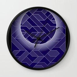 Chromosphere Wall Clock