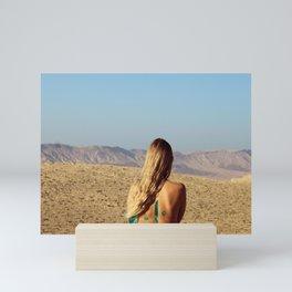 Desert #2 Mini Art Print