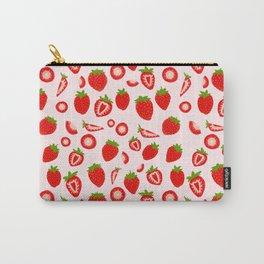 Strawberry milk kawaii Carry-All Pouch