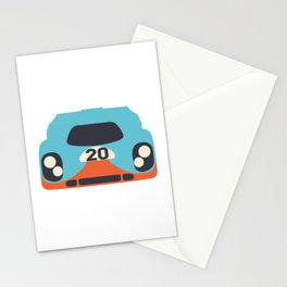 Le Mans Stationery Cards