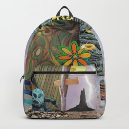 Leapin' Lizards! Backpack