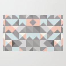 Triangular Pattern Rug