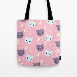 Luna Artemis Tote Bag
