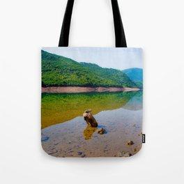 Lake iii Tote Bag