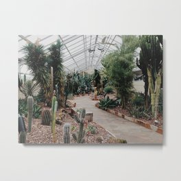 Rawlings Conservatory Metal Print