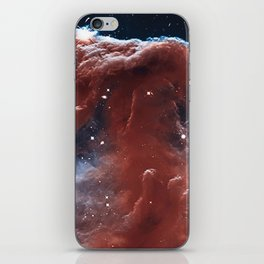 The Horsehead Nebula in the constellation of Orion (The Hunter) iPhone Skin