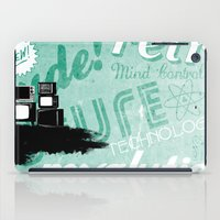 revolution iPad Cases featuring Revolution by ColbyGreen