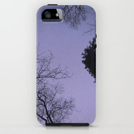A Starry Night iPhone Case