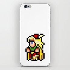 Final Fantasy II - Edward iPhone & iPod Skin