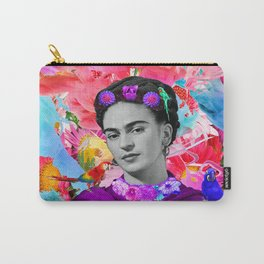 Freeda | Frida Kalho Carry-All Pouch